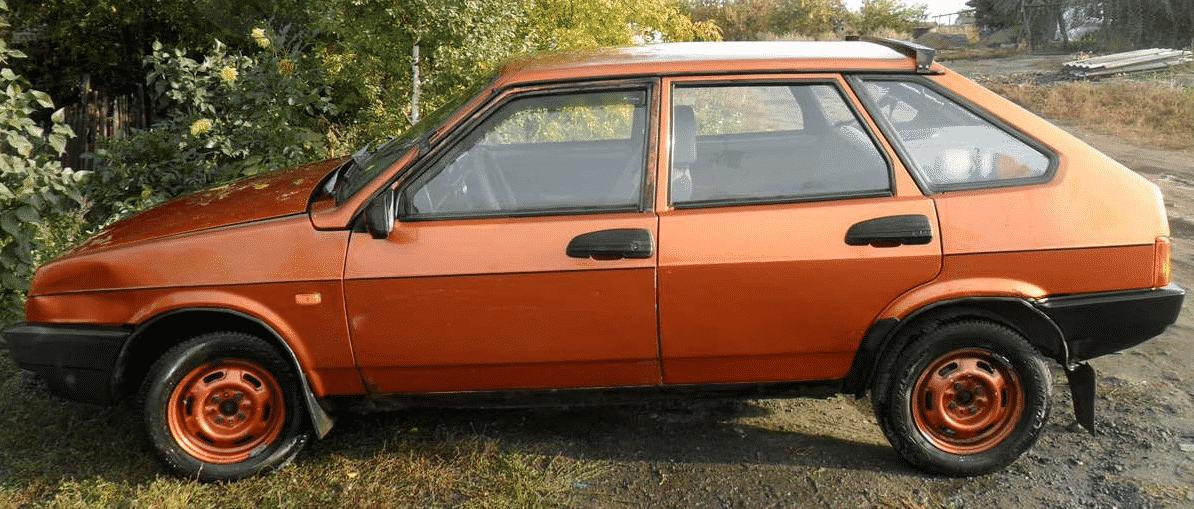 Какой цвет автомобиля выбрать | Оранжевый цвет автомобиля