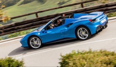 Обзор Ferrari 488 Spider (2018): цена, характеристики, фото