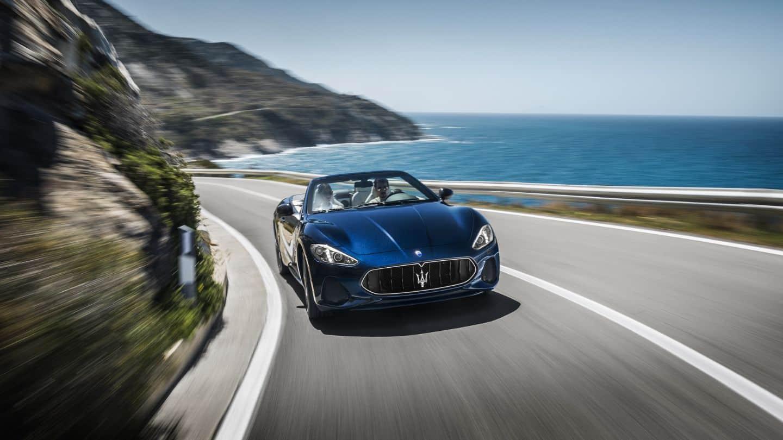 Обзор Maserati GranCabrio (2018)