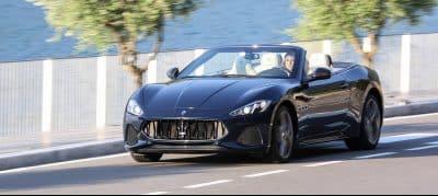 Обзор Maserati GranCabrio (2018): цена, характеристики, фото