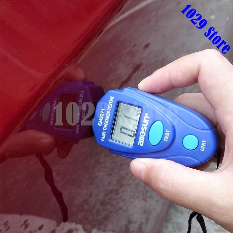 Купить толщиномер для проверки лакокрасочного покрытия на Алиэкспресс