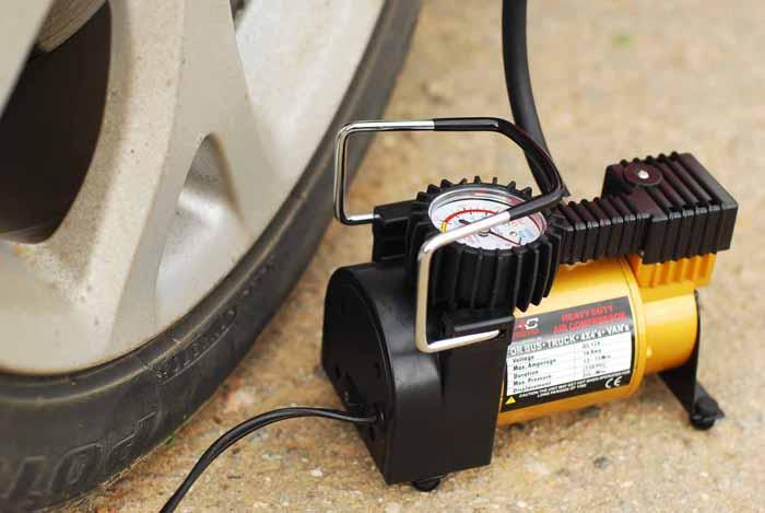 Основные характеристики компрессоров