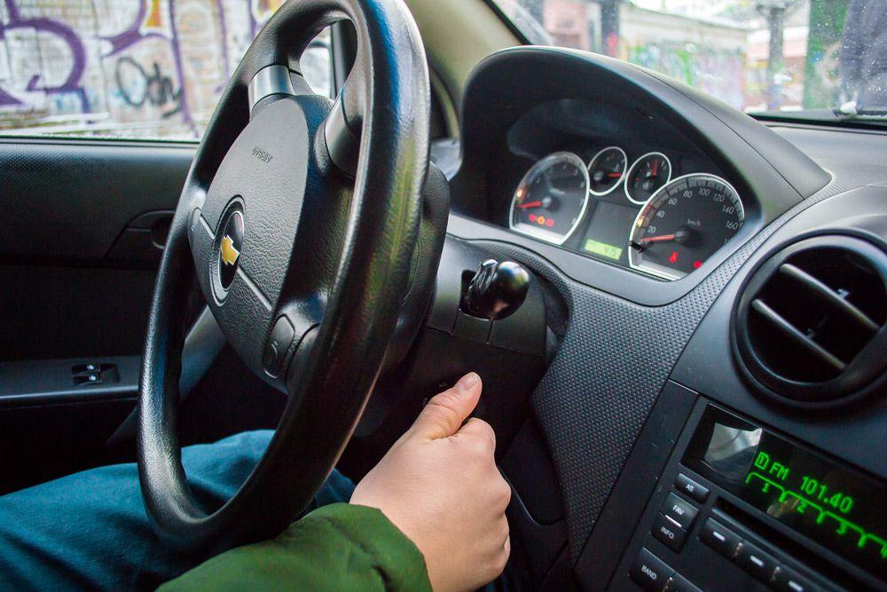Перед началом движения зимой необходимо прогреть автомобиль в течение 3-4 минут