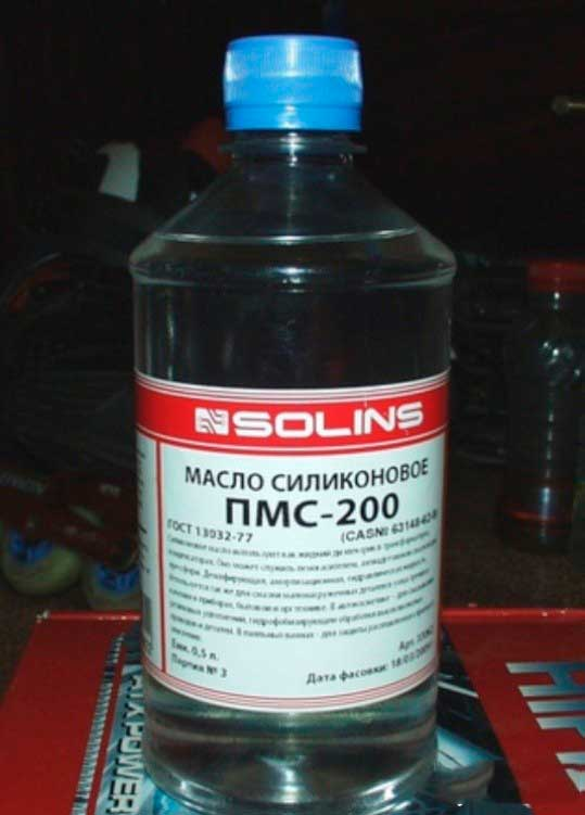 Чернение резины силиконом ПМС - 200 | Чернитель резины своими руками