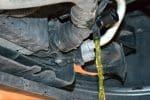 Как слить антифриз полностью: с блока двигателя, радиатора + фото-инструкция