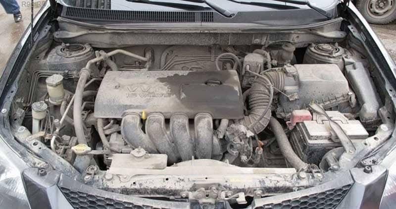 Как и чем мыть двигатель автомобиля