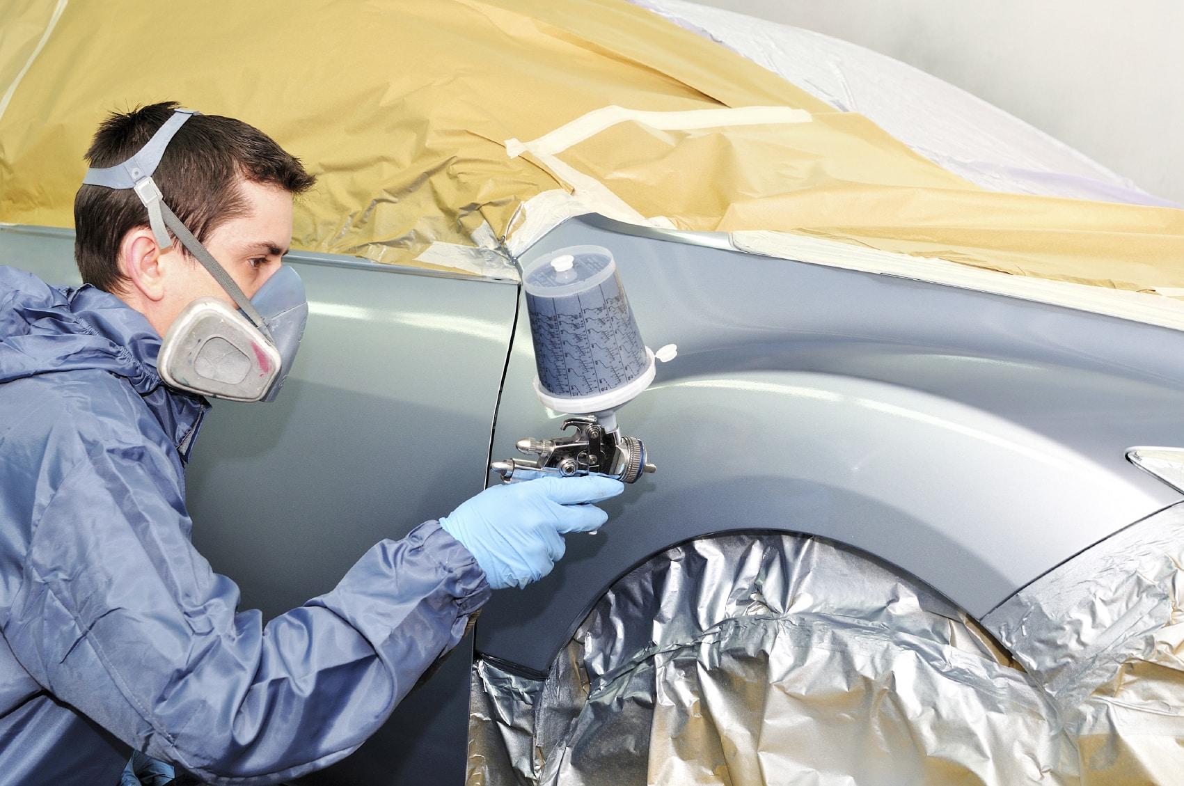 Виды автоэмалей, их свойства и особенности | Как подобрать цвет краски для автомобиля