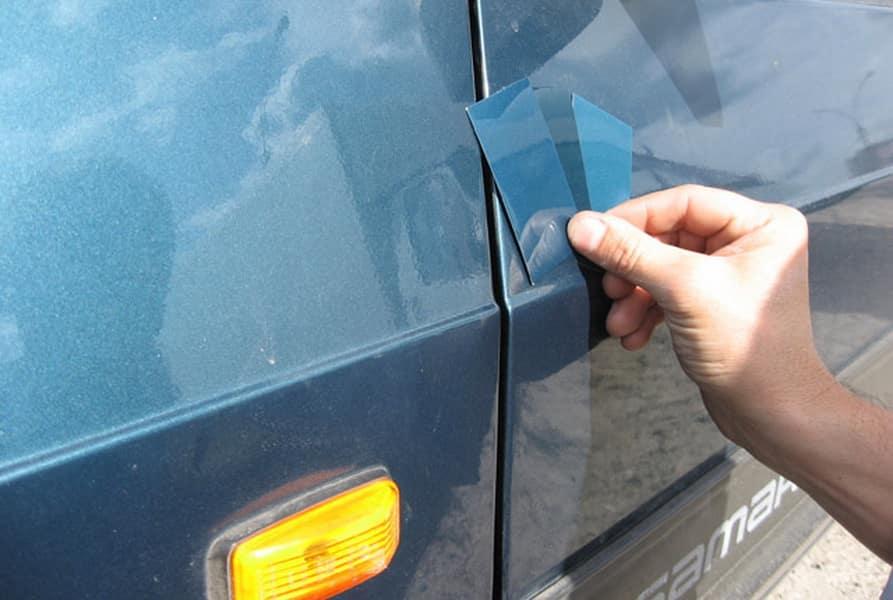 Сложности при нанесениилакокрасочных покрытий | Как подобрать цвет краски для автомобиля
