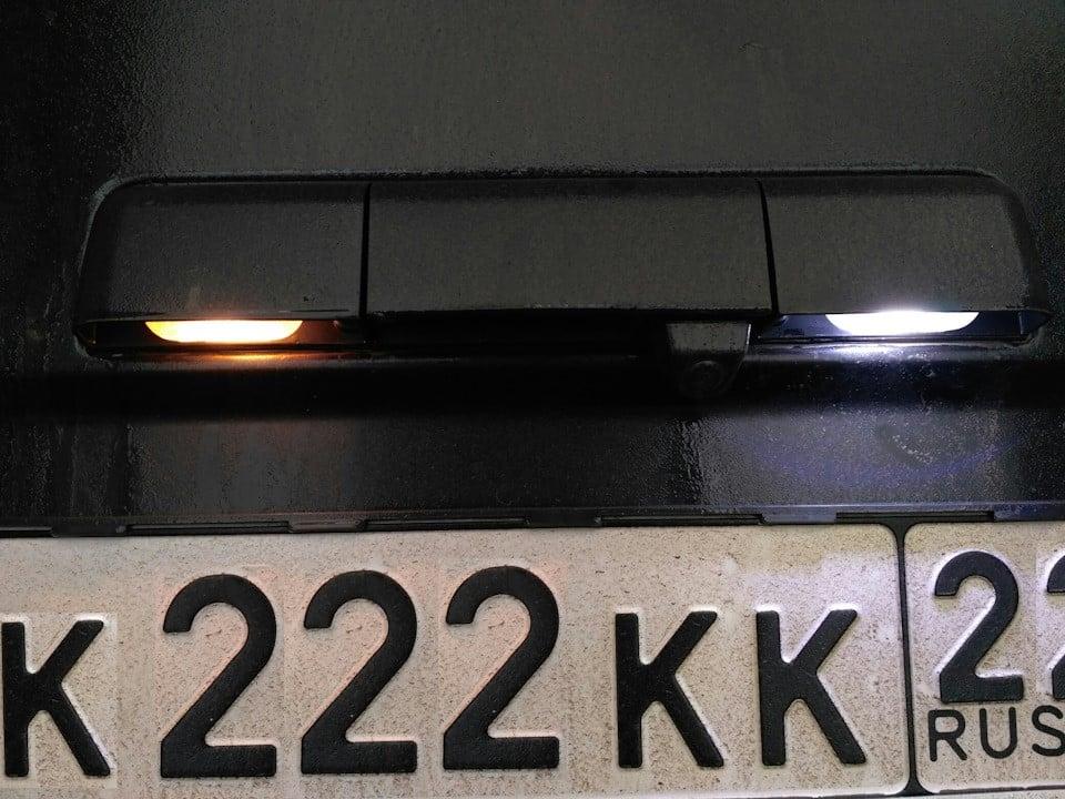Не горит лампочка подсветки номера — причины | Как поменять лампочку подсветки номера