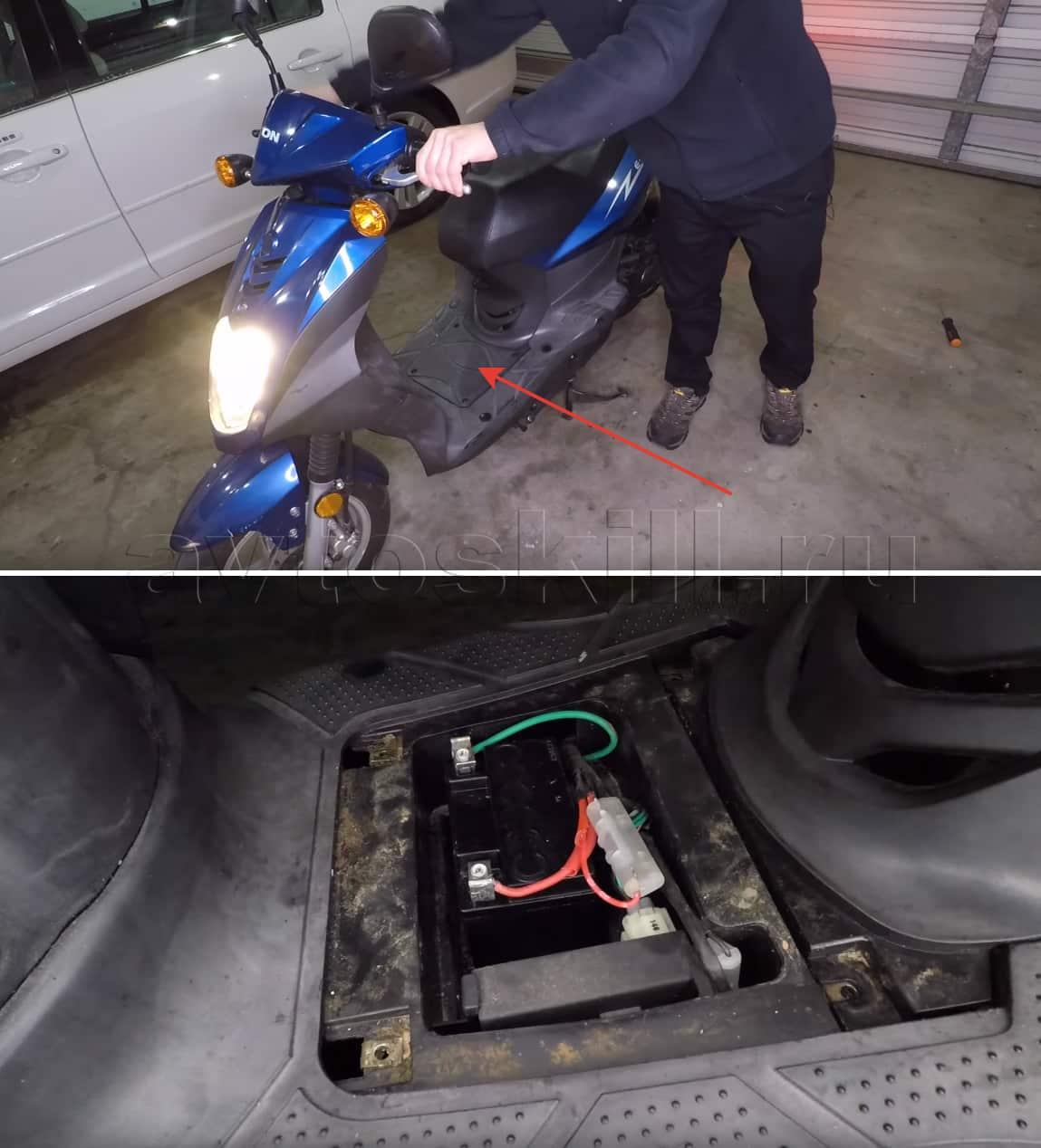 Подготовительные процедуры | Как проверить генератор на скутере