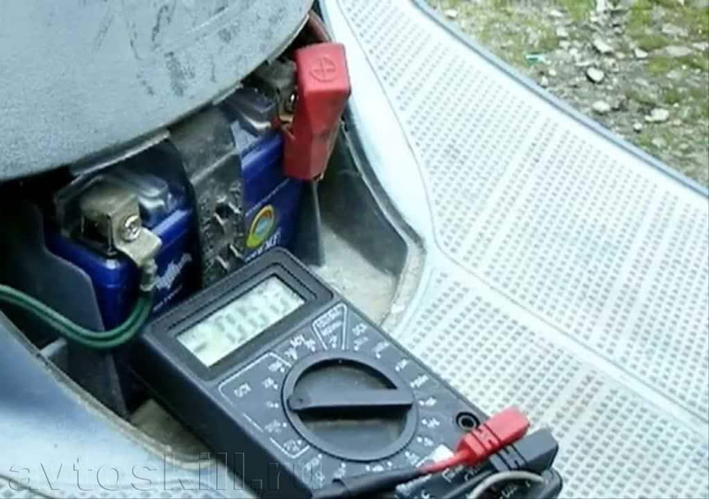 Проверка предохранителя скутера | Как проверить генератор на скутере