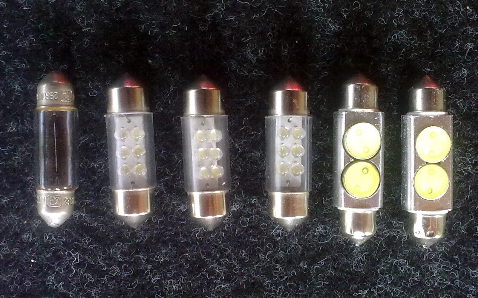 Советы по выбору автомобильных лампочек | Как поменять лампочку подсветки номера