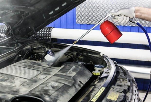 После мойки двигатель не заводится. Что делать?