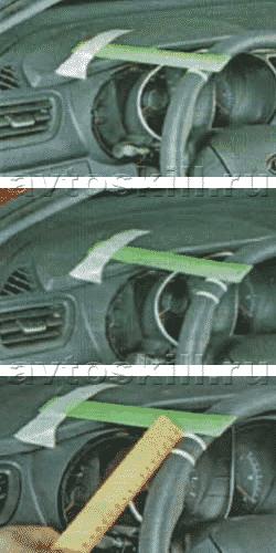 Причины возникновения и способы убрать люфт в рулевой колонке | Как убрать люфт