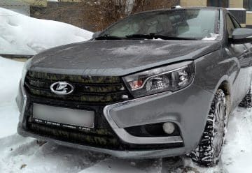 Как и чем утеплить решетку радиатора автомобиля зимой