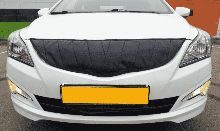 Зимние кожухи для решетки радиатора | Как и чем утеплить решетку радиатора автомобиля зимой