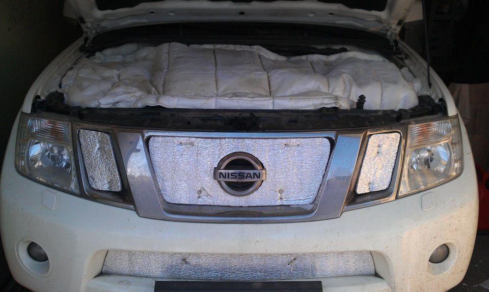 Утепление решетки радиатора: плюсы и минусы | Как и чем утеплить решетку радиатора автомобиля зимой