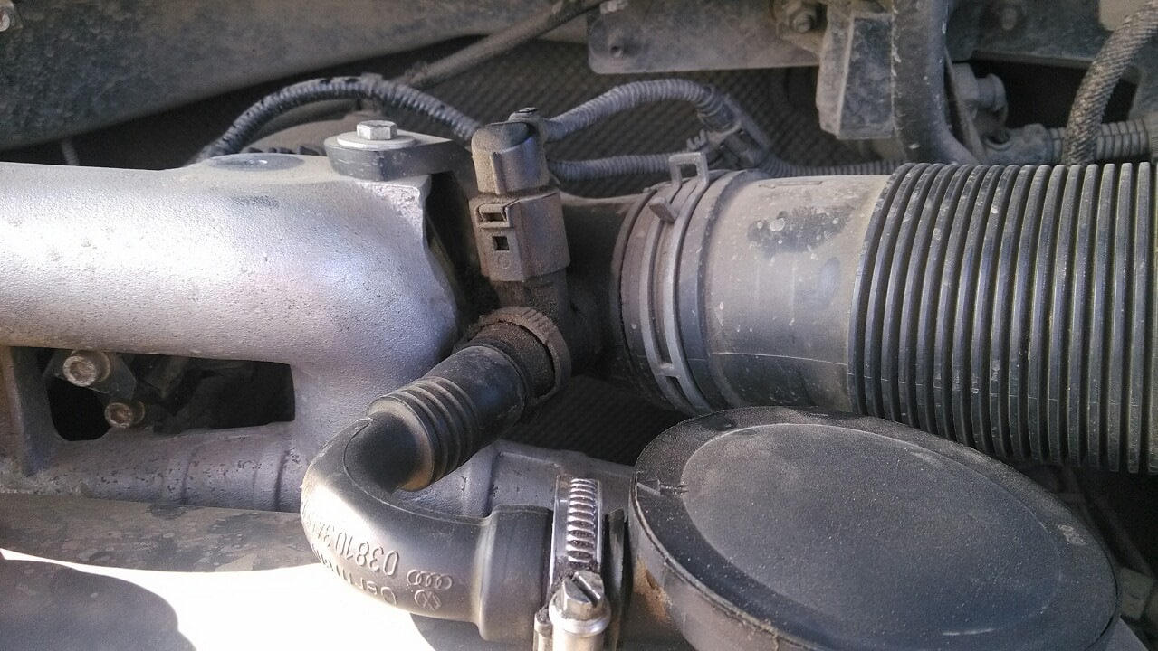 Когда требуется диагностикавентиляции картерных газов | Как проверить вентиляцию картерных газов