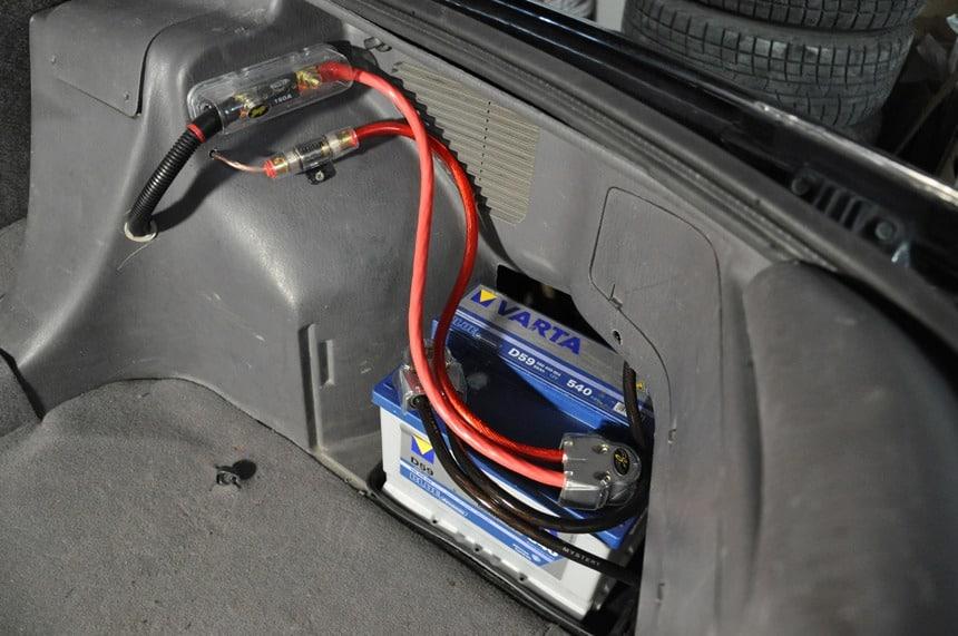 Как защитить аккумулятор от кражи