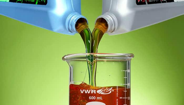 В какой пропорции смешивать масло | Можно ли смешивать масла разной вязкости, разных производителей, разных марок