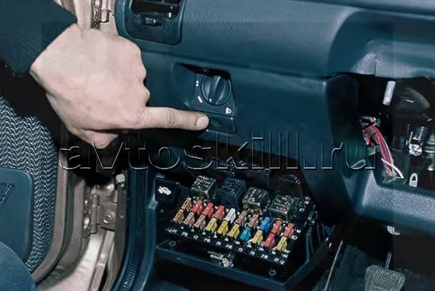 Особенности диагностики автомобилей ВАЗ и Subaru | Как проверить реле бензонасоса
