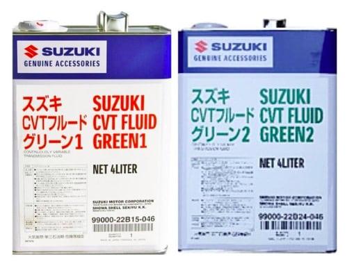 Масло в вариатор Сузуки | Какое масло заливать в вариатор