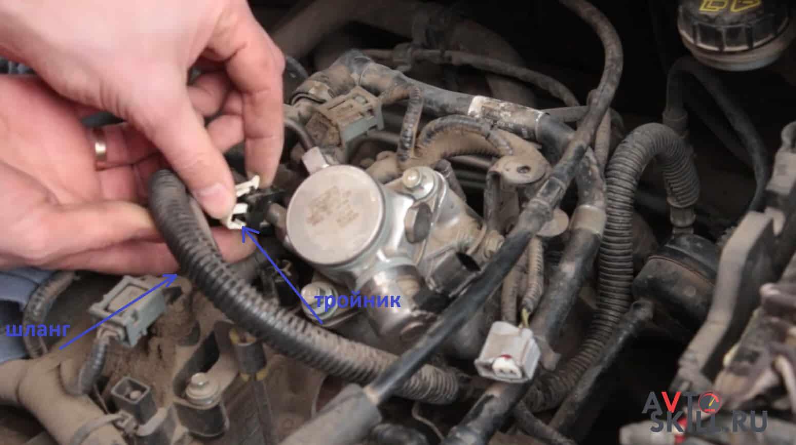 Установка ТНВД на машину с бензиновым двигателем | Установка ТНВД на двигатель, устройство топливного насоса высокого давления
