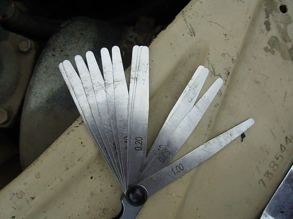 Инструменты для регулировки клапанов | Как отрегулировать клапана на мопеде Альфа