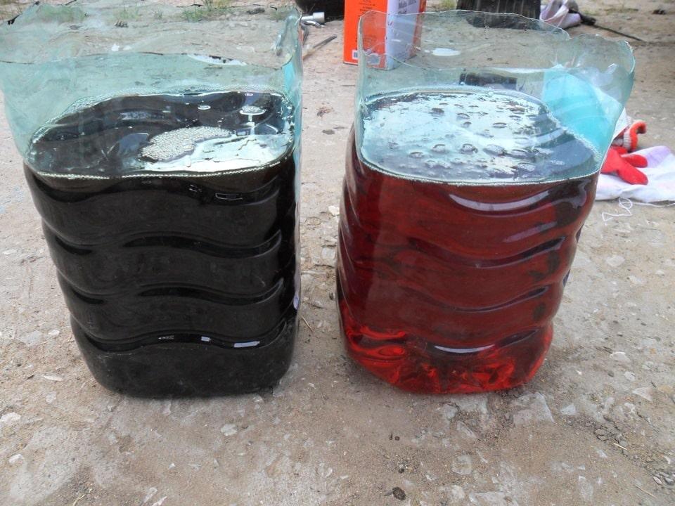 Каким цветом должно быть масло в вариаторе | Как проверить уровень масла в вариаторе