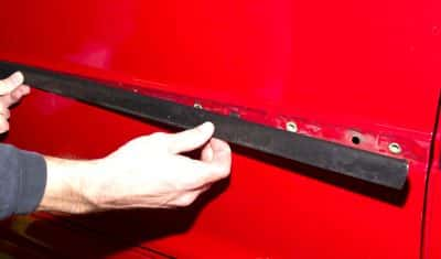 Как снять молдинги с дверей авто: пошаговая инструкция с фото и видео