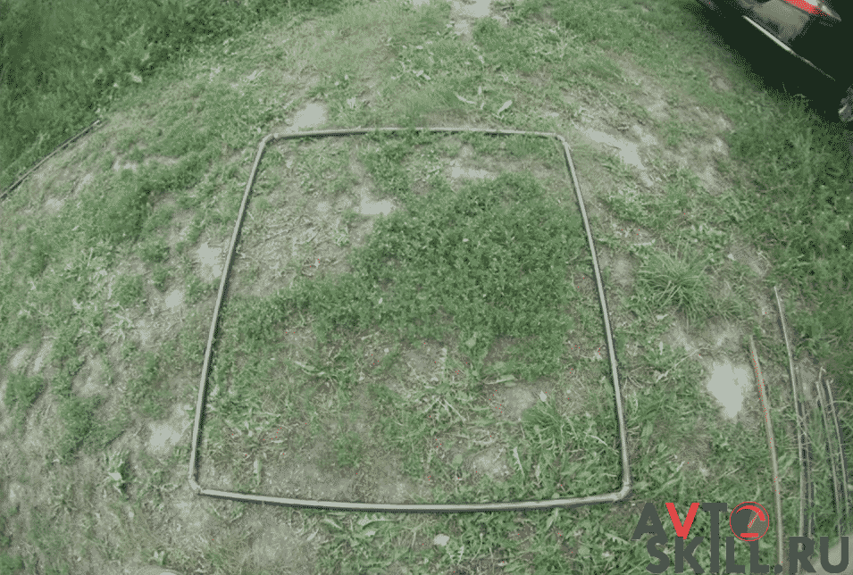 Как сделать экспедиционный багажник на Ниву — пошаговая инструкция