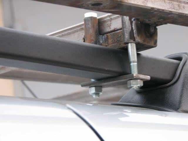 Из чего лучше сделать багажник: алюминий или сталь? | Экспедиционный багажник на Ниву своими руками