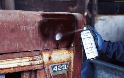 Как использовать преобразователь ржавчины для авто: какой лучше выбрать, сколько сохнет, нужно ли смывать