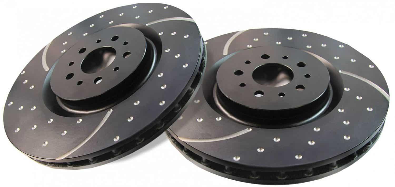 Сколько стоят новые тормозные диски