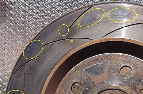 Зачем менять тормозные диски